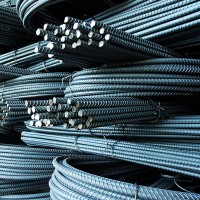 steel reinforcing bars